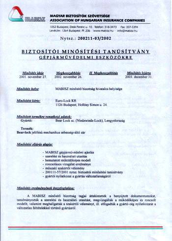 MABISZ Hungary
