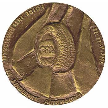 Gold Medal of International Poznań Fairs - MOTORYZACJA 1998